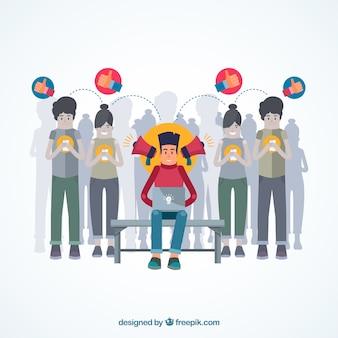 Diseño de influence marketing con personas