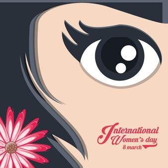 Diseño internacional para mujer