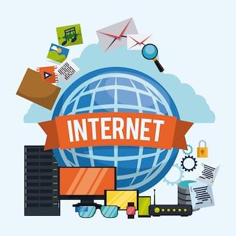 Diseño de internet