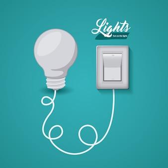 Diseño de interruptor de luz
