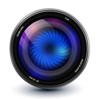 Diseño de lente realista