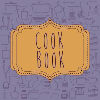 Diseño de libro de cocina