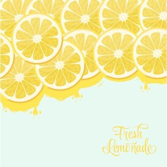 Diseño de limonada
