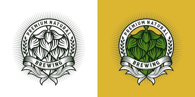 Diseño de logo: brewing