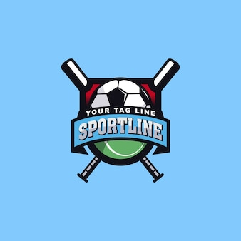 Diseño de logo de center sport