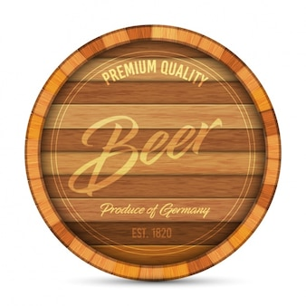 Diseño de logo de cerveza