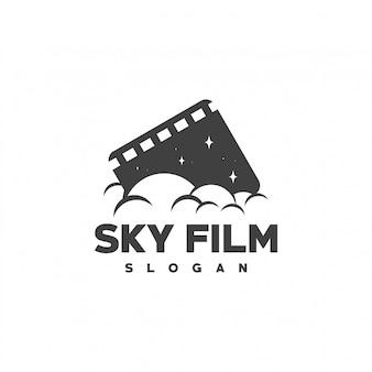 Diseño de logo de cine