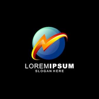 Diseño de logo global