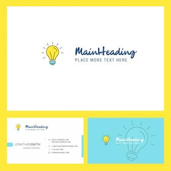 Diseño de logo idea