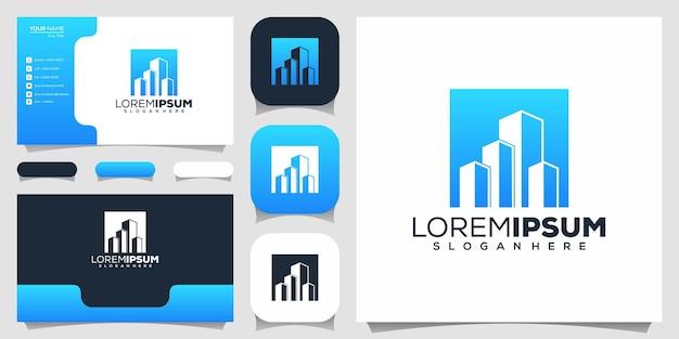 Diseño de logo inmobiliario