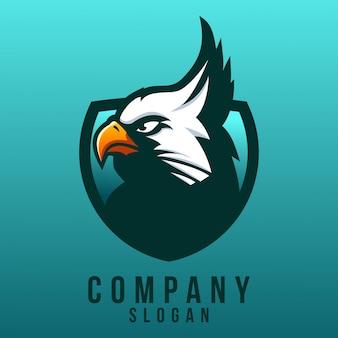 Diseño del logotipo del águila