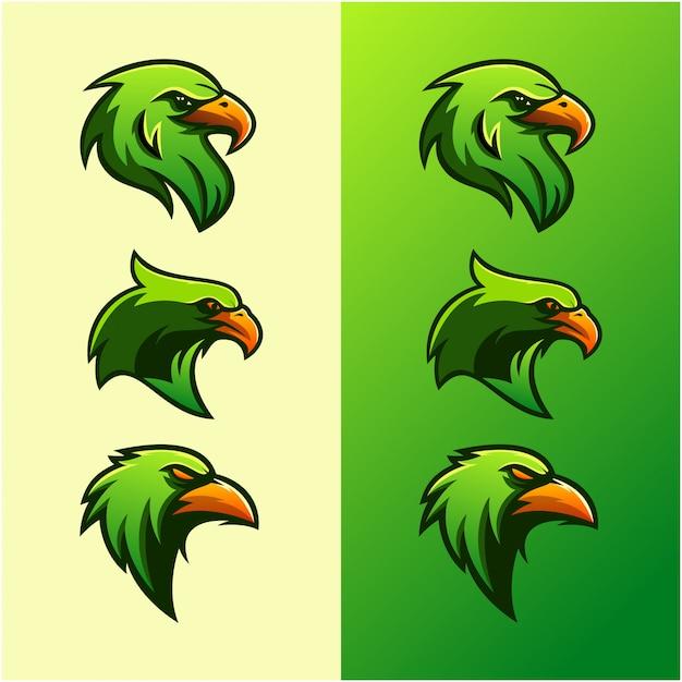 Diseño de logotipo de águila