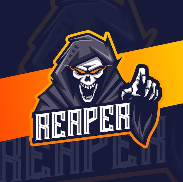 Diseño de logotipo esper mascota esport