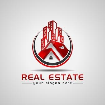 Diseño de logotipo inmobiliario