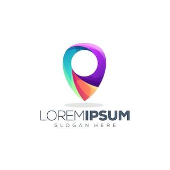 Diseño de logotipo de lugar