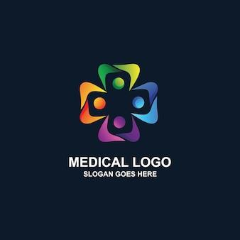Diseño de logotipo médico