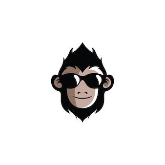 Diseño de logotipo mono