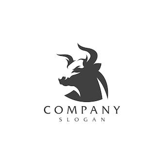 Diseño del logotipo de toro