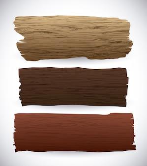 Diseño de madera.