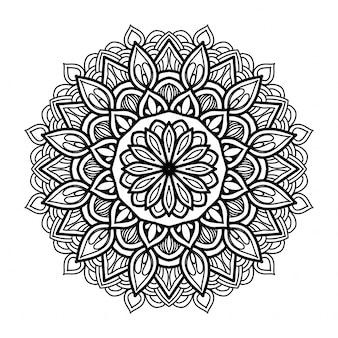 Diseño de mandala