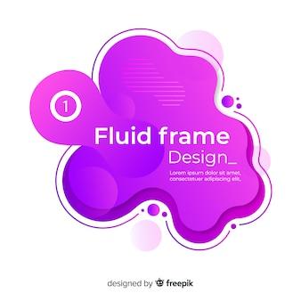 Diseño de marco fluido