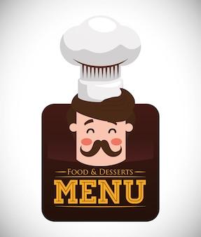 Diseño de menú