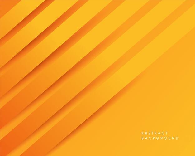 Diseño moderno abstracto amarillo del fondo