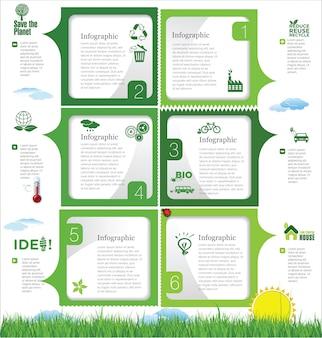 Diseño moderno ecológico
