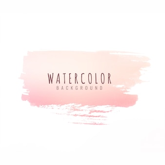 Diseño moderno de trazo de pincel de color brillante