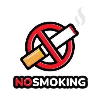 Diseño de no fumar