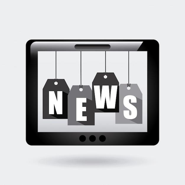 Diseño de noticias