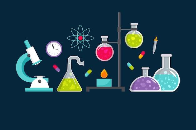 Diseño de objetos de laboratorio de ciencias