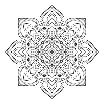 Diseño de ornamentos de estilo boho