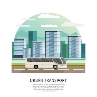Diseño ortogonal de transporte urbano