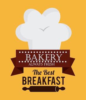 Diseño de panadería