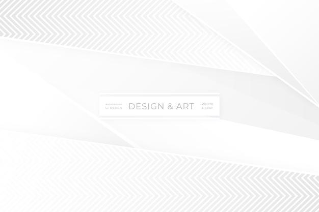 Diseño de papel tapiz elegante textura blanca