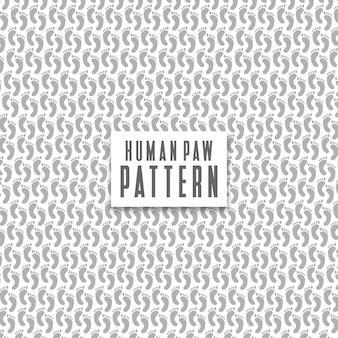 Diseño de patrón abstracto