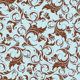 Diseño de patrón decorativo
