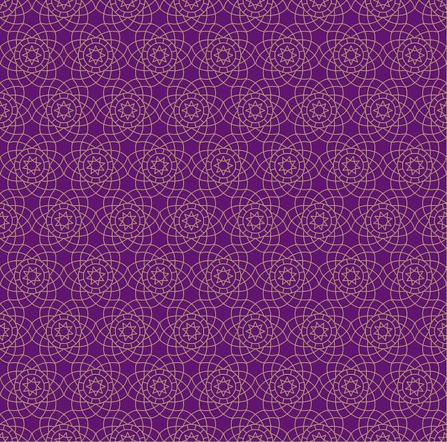 Diseño del patrón de diwali