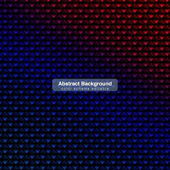 Diseño de patrón de fondo colorido abstracto