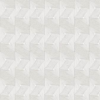Diseño de patrón geométrico