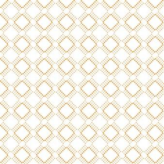 Diseño de patrón punteado