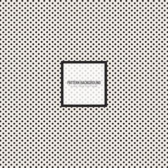Diseño de patrón de puntos pequeños