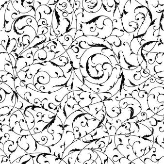 Diseño de patrón de ramas