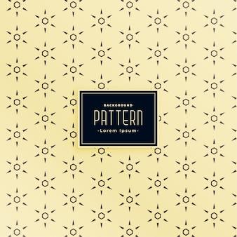 Diseño de patrones sin fisuras con estilo en forma de sol