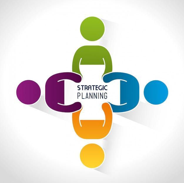 Diseño de la planificación estratégica.