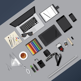Diseño plano