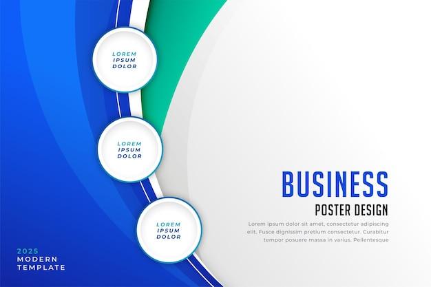Diseño de plantilla de presentación de negocios de estilo médico