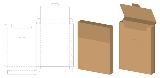 Diseño de plantillas de troquelado de cajas