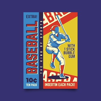 Diseño de póster deportivo